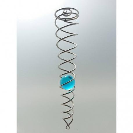 Špirála DNA s guľou 50cm