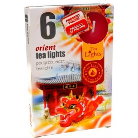 Čajové sviečky - Orient