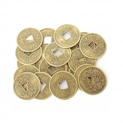 Čínska minca 25mm