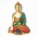Budha z mosadze