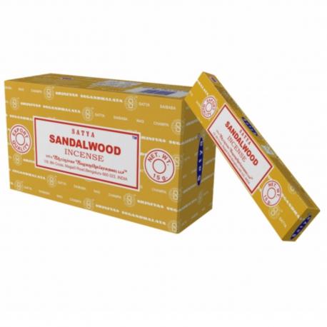 Vonné tyčinky - Santalové drevo