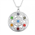 Čakrový náhrdelník - Reiki