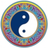 Mandala - Jin jang veľká