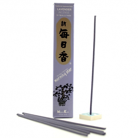 Nippon Morning Star Lavender