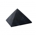 Šungitová pyramída neleštená 5x5cm