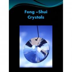 Feng-šuej Krištáľ disk 45mm - AAA Quality